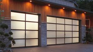 Glass Garage Doors New Westminster